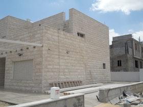 בית פרטי עם אבנים ירושלמיות