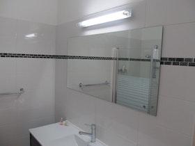 חדר האמבטיה חדש