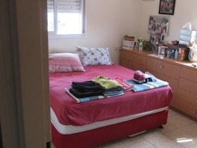 חדר הורים לפני שיפוץ כללי