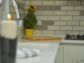 תילום זווית מטבחוכיור
