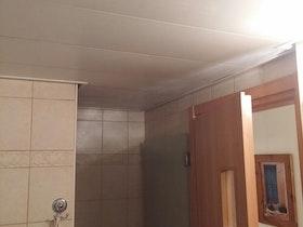מקלחת לפני שיפוץ כללי