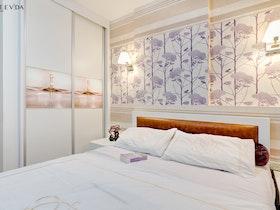 חדר שינה משופץ מהייסוד