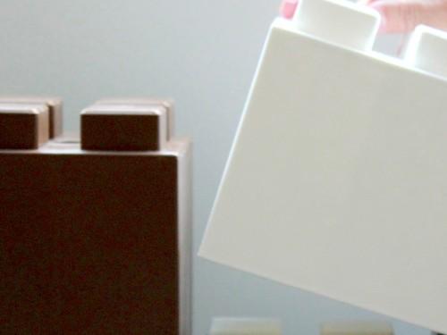 לגו למבוגרים - האם באמת אפשרי לבנות מחיצות בבית בפחות משעה?
