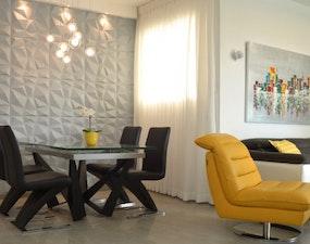 להתחיל מחדש: אפקטים מיוחדים בעיצוב דירת יחיד ברמת גן