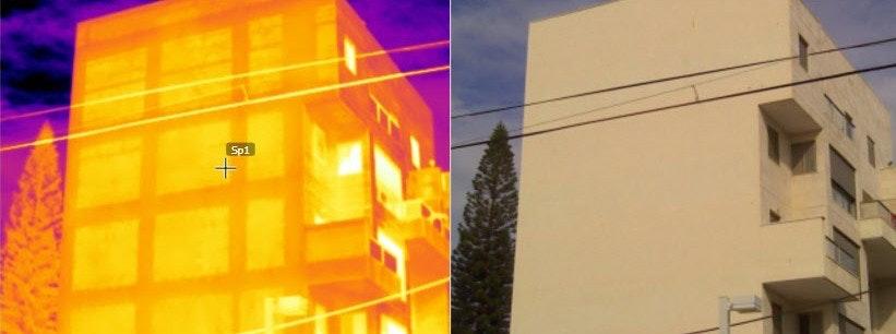"""בדיקת אלמנטים קונסטרוקטיביים בבניין ע""""י קונסטרוקטור"""