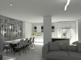 עיצוב דירה בראשון לציון- תכנון שיפוץ כל הבית ושדרוג הנכס למגורים ברמת איכות גבוהה ויוקרתית