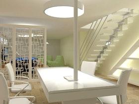 שדרוג ועיצוב חדר משפחה