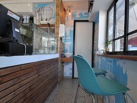 מסעדת אלדו מקומות ישיבה