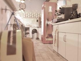 צילום עם פילטר מסעדת אלדו