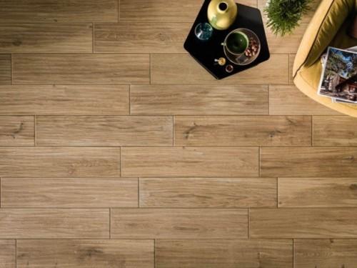 גרניט דמוי פרקט – ריצוף במראה פרקט בלי החסרונות של רצפת עץ