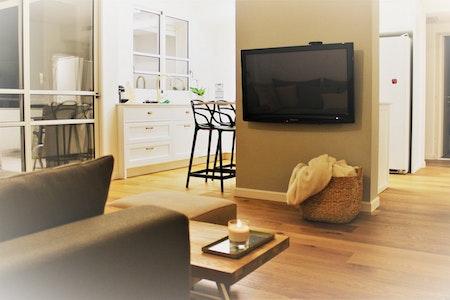 הדירה - אחרי. עיצוב ותכנון: ליאורה פרידמן