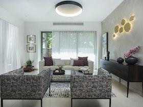 רהיטים חדשים בסלון