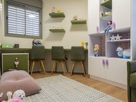 חדר ילדים מעותב