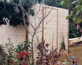 מחסן עץ לגינה - כל המידע