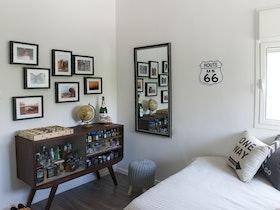 עיצוב חדר לבחור צעיר