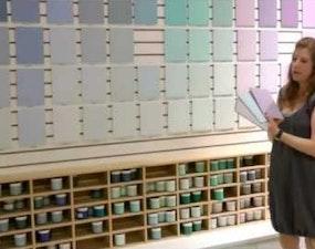 איך בוחרים צבע לבית?