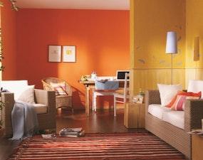 עיצוב הבית בלבן או בצבעים עזים?