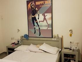 תמונת לפני של חדר שינה