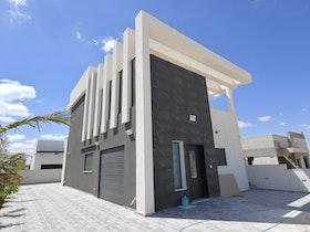 חיפוי קירות מעוצב לבית פרטי