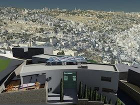 הדמייה של בית פרטי בחיפה