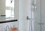 מקלחת בסגנון old eingland