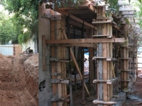 צד הבית - תהליכי בניה