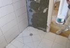 חיפוי וריצוף אמבטיה ומקלחון