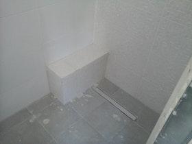 אמבטיה ספסל