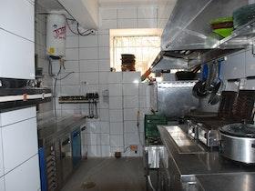 מטבח המסעדה