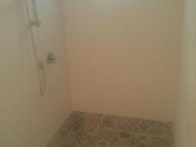 מקלחת בסיום