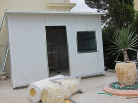 יחידת דיור בצמוד לבית קרקע